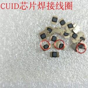 Image 2 - IC لفائف لحام التسمية CUID رقاقة إعادة الكتابة نسخة تتفاعل عالية التردد 13.56 ميجا هرتز حجم القطر 9 مللي متر COB وهوائيات 10 قطعة/الوحدة