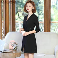 Womens Business Suits Business Dress Clothes Office Dresses For Women 2017 Fall 2017 Fashion Dress DD104