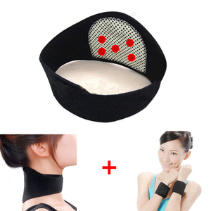 Image 3 - Free Shipping 14 pcs/set Tourmaline Magnetic Therapy Self Heating Massage Belt Tormaline Belt For Keeping Warm & Relieve Pain