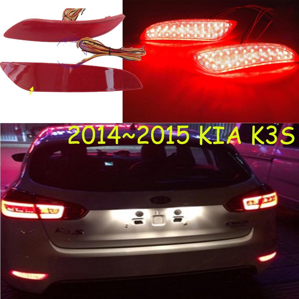KlA K3S rear light;2014~2015year,LED,free ship!Sportage,soul,spectora,k5,K 2 K3 K4,K7,sorento,kx5,ceed;K3S fog light hid 2011 2014 car styling kla k5 headlight sportage soul spectora k5 sorento kx5 ceed k5 head lamp cerato k5 head light