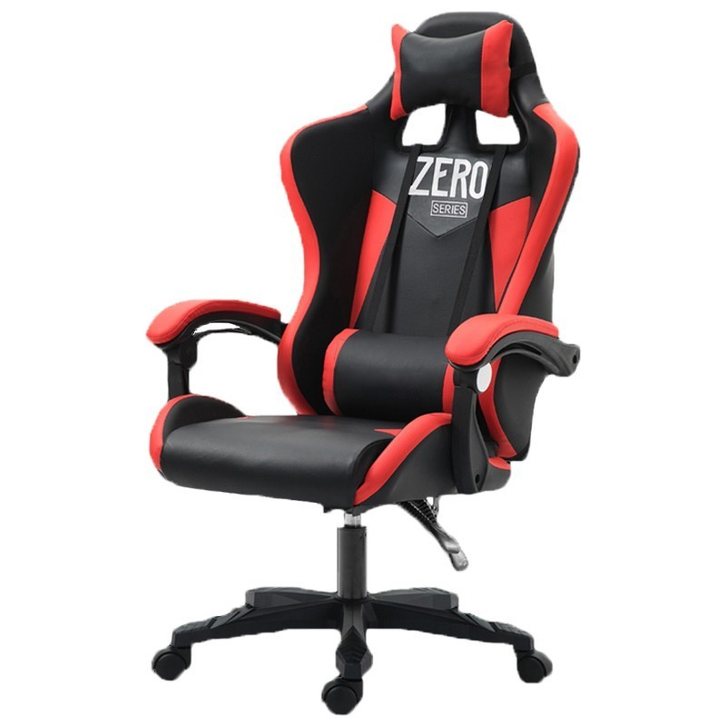 Luxury Quality Poltrona Esports Office Silla Gamer Chair Oversize Ergonomics Synthetic Leather Wheel Massage With Footrest