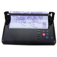 Tattoo Transfer Machine Printer Drawing Design Thermal Stencil Maker Copier For Tattoo Printer Transfer Paper