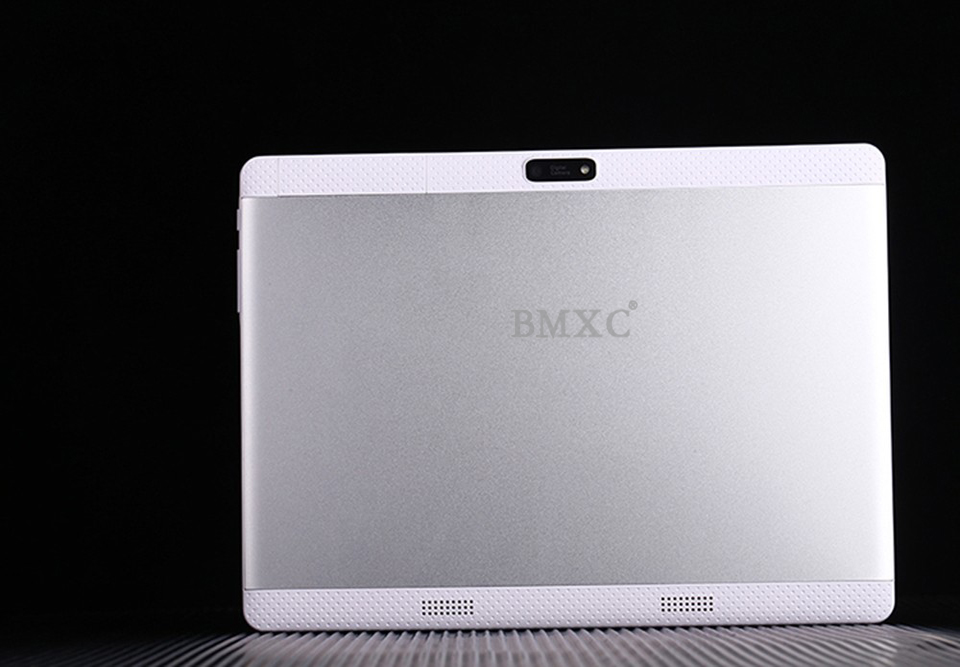 BMXC 10.1 inch 3G 4G Lte The Tablet PC 10 Core 4G RAM 64GB ROM Dual SIM Card Android 7.0 Tab GPS bluetooth tablets 10.1 +Gifts