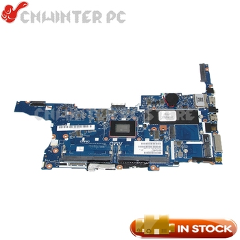 NOKOTION 827574-601 827574-001 For HP 745 G3 Laptop Motherboard 14 inch A8-8600B CPU DDR3 TI-6050A2728001-MB-A02