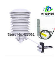 Temperatura e sensore di umidità con coperchio di protezione