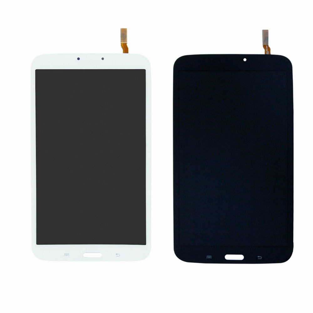 For Samsung Galaxy tab 3 8.0 T310 LCD Display Digitizer Touch Screen Full Assembly Repair Replacement Parts full lcd display touch screen digitizer frame for samsung galaxy note 3 gt n9005 n9005 black white
