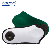 Bocan Sports Shoes Pad Shock Absorption Protective Breathable Sweat Absorbing Antibiotic Commercial Casual Midfoot