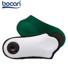 Bocan hoge kwaliteit orthopedische binnenzool voor man en vrouwen arch ondersteuning schokabsorptie inlegzolen gezondheid inlegzolen