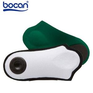 Image 1 - Bocan hoge kwaliteit orthopedische binnenzool voor man en vrouwen arch ondersteuning schokabsorptie inlegzolen gezondheid inlegzolen