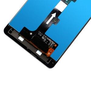 Image 3 - 5.0 cal wyświetlacz LCD dla BQ Aquaris M5 LCD z ekranem dotykowym digitizer komponentów dla BQ Aquaris M5 telefon części naprawa części + narzędzia