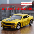 1:43 alloy pull back cars,high simulation Chevrolet Comerico Hornet model,2 open door,metal diecasts,toy vehicles,free shipping