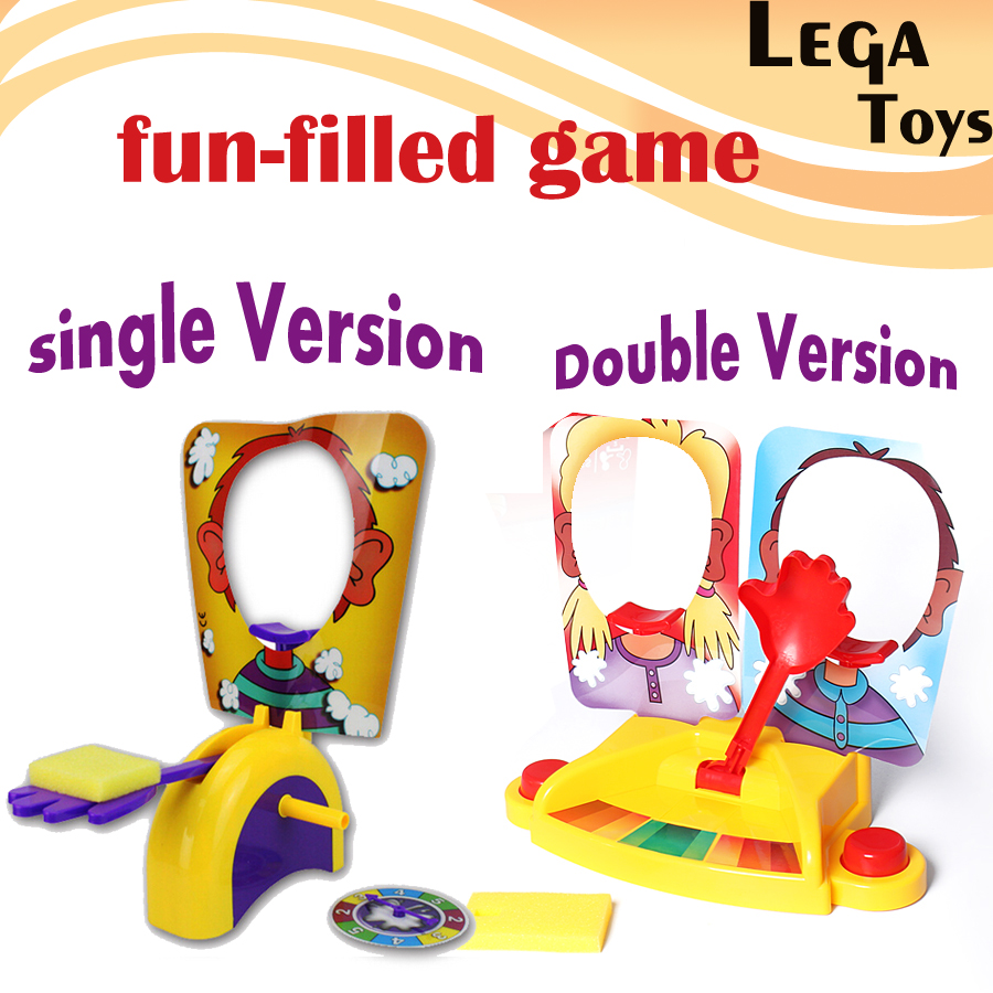 Fun box funny picture funny pic pic of fun funny image - Single Or Double Antistress Toy Funny Gadgets Fun Face Showdown Game Kids Family Fun Filled Rocket