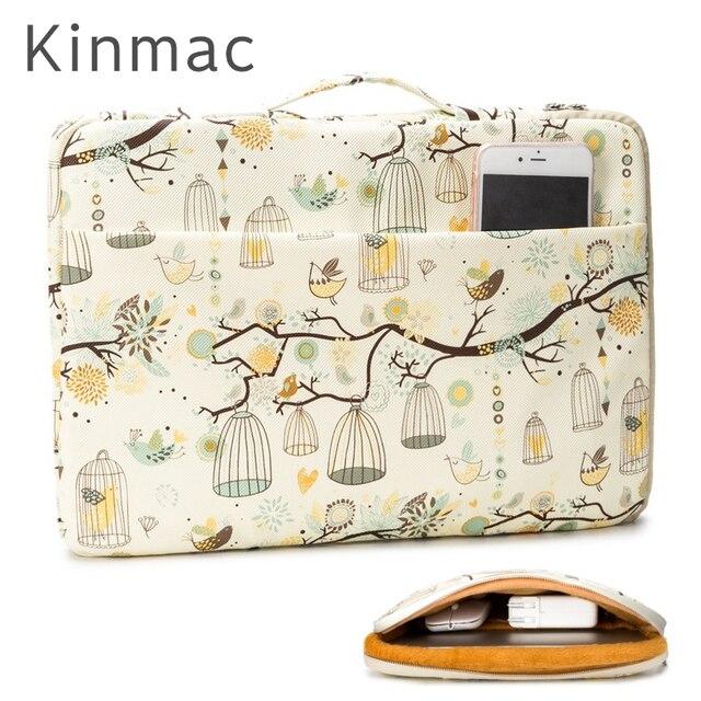2020 nouvelle marque Kinmac sac à main étui pour ordinateur portable 13