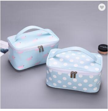 Women's Wash Travel Toiletry Carrier Wash Bag Sets With Compartment