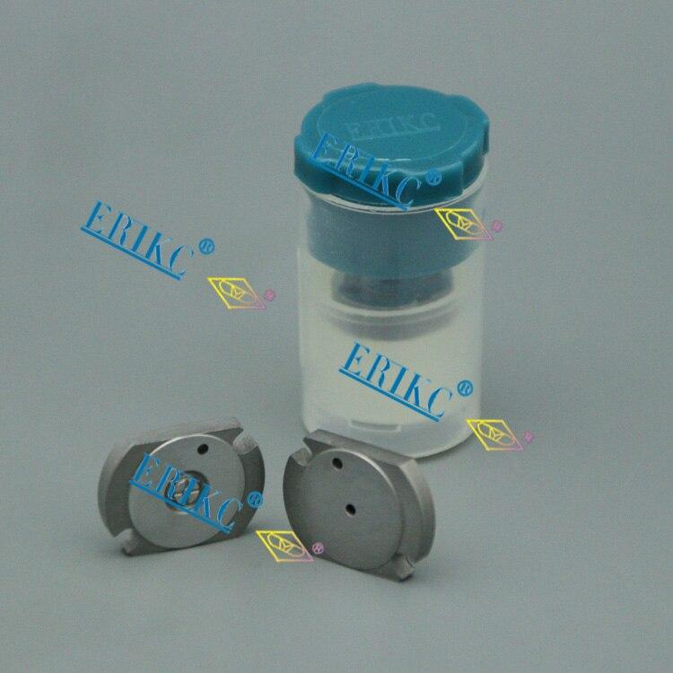 ERIKC 095000-0570 (23670-27030) diesel injector control valve orifice plate 1 piece new injector valve plate for injector 095000 5600