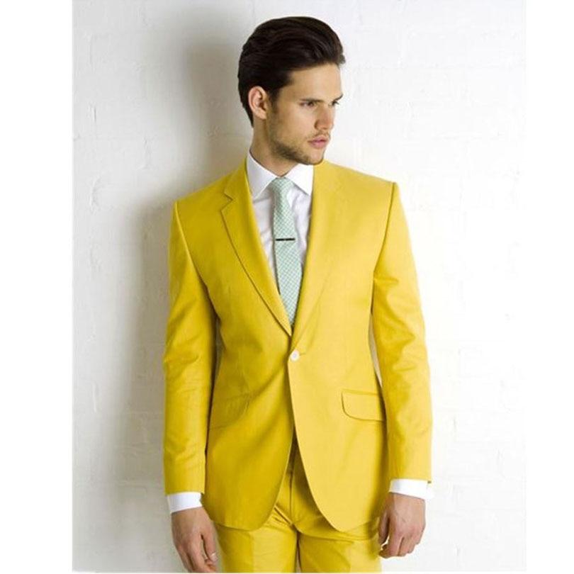 Online Get Cheap Yellow Dress Pants for Men -Aliexpress.com ...