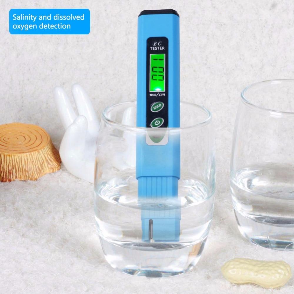 Новый цифровой измеритель качества воды, тестер EC-963 TDS