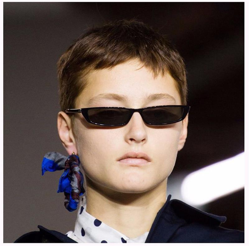 9a2a78ebaa CHUN Kendall Jenner Vintage Cat Eye Sunglasses Women Superstar Fashion  Brand Designer Small Cateye Sun Glasses For Female K5-in Sunglasses from  Apparel ...