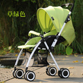 Luz del coche bb cochecito plegable portable clave recoger puede sentarse puede mentir infantil de coche de bebé