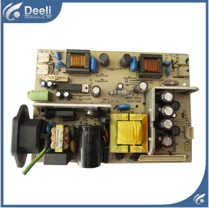 Working good 95% new original for LM004 REV: 3 power supply board REV: 2 vikram seth a suitable boy