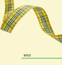 1.5″ inch 38mm Scottish Tartan Ribbons