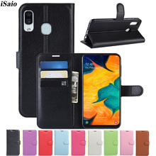 For Samsung Galaxy A10 A20 A30 A40 A50 Wallet Case Flip Leather