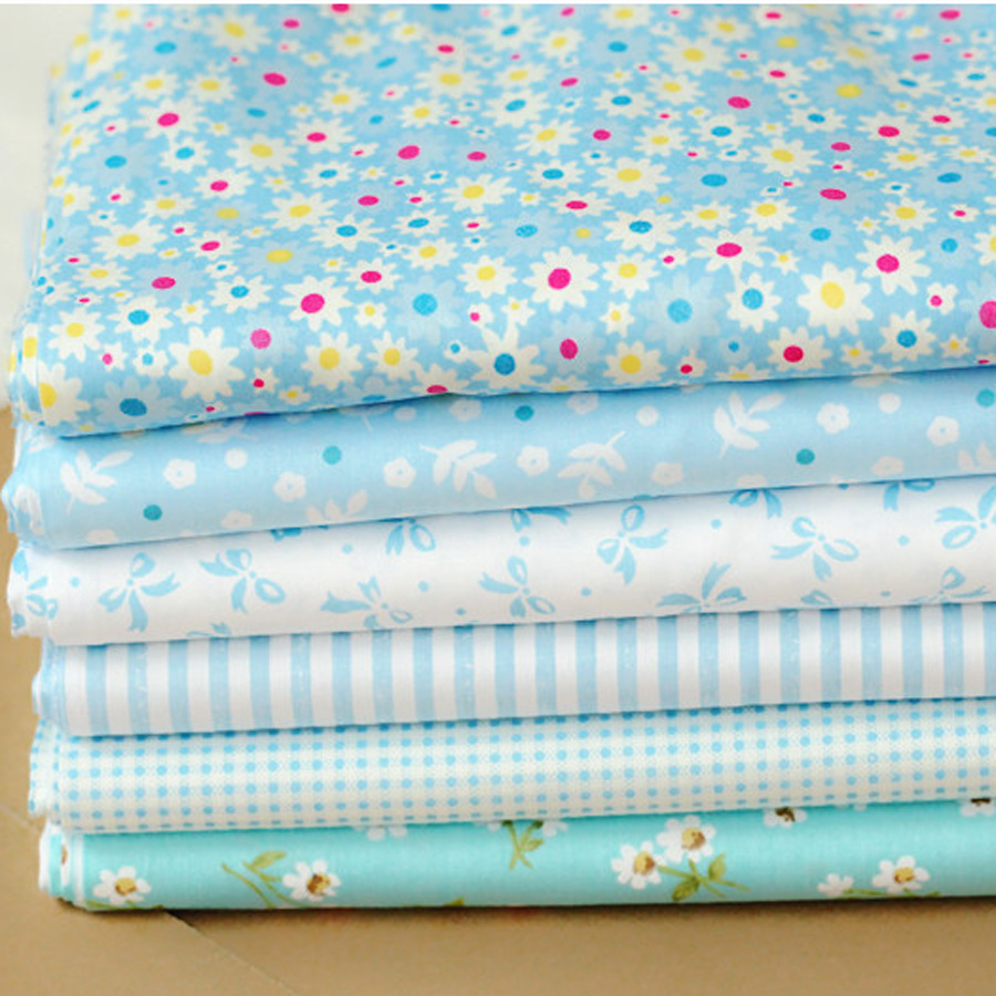 Baby bed sheet pattern - Printed Twill Cotton Fabric For Sewing Quilting Floral Tissue Baby Bed Sheets Sleepwear Children Dress Skirt