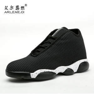 online retailer cb016 09a26 Men   Women Basketball Shoes Black Red Breathable High Top Air Mesh Knitted  Couples