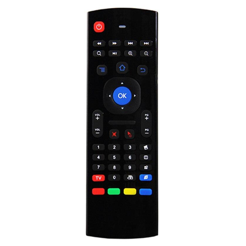 Лучшая цена Новые 2.4 г Беспроводной Дистанционное Управление клавиатура <font><b>Air</b></font> Мышь для XBMC Android ТВ коробка