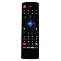 En iyi Fiyat Yeni 2.4G Kablosuz Uzaktan Kumanda Klavye Hava Fare Için XBMC Android TV Kutusu