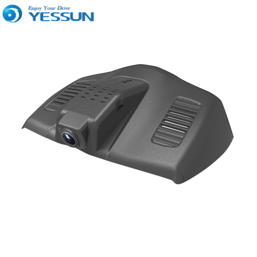 YESSUN For Ford For Mondeo 2015 / Car Driving Video Recorder DVR Mini Control APP Wifi Camera Black Box / Registrator Dash Cam bigbigroad for vw sagitar app control car wifi dvr dual camera car video recorder car black box wdr car dash camera