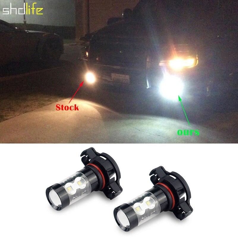 SHDLIFE Car Fog Light H8 H11 880 881 H27 H3 H9 DRL LED 50W For Hyundai Solaris Creta Getz Ix35 I30 I20 Elantra Santa Ix25 Accent
