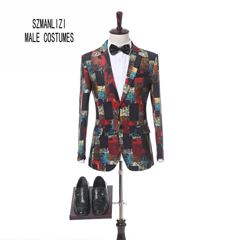 2018 trajes de marca para hombre talla grande Chino Mandarín Collar traje  de hombre Slim Fit b330d161b905