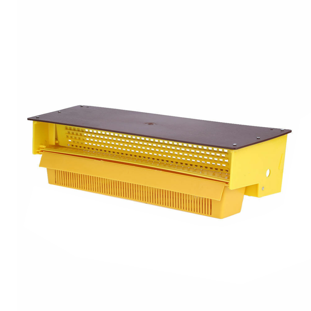 Beekeeping Plastic Pollen Trap with Removable Ventilated Pollen Tray