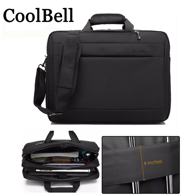 New Waterproof Messenger Laptop Bag for MacBook Air Pro 15 15.6 17 inch For Leno