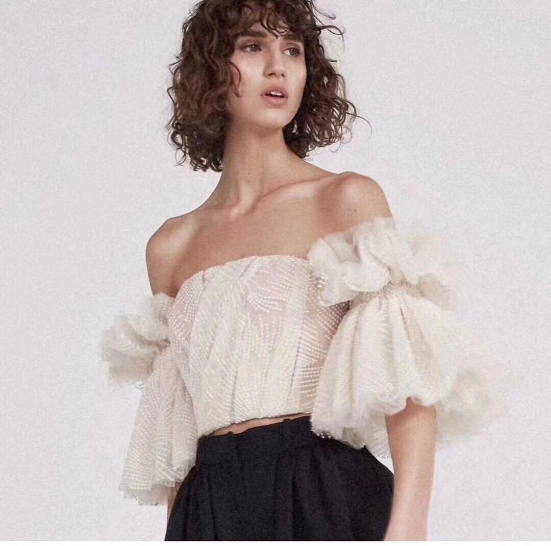 Chemise Qualité Sexy Été Chic Nouvel Haut Slash Mode Femmes De Haute Cou tFwxqwPg