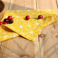 Japanese Cotton Fabric Cloth Cloth Napkins Placemats Tea Insulation Mat Photo Posing Background Cloth Wholesale Delicacy