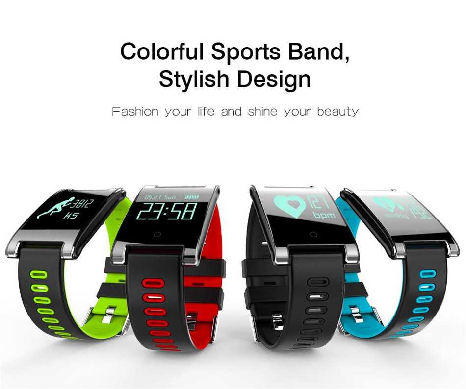 Makibes DM68 PLUS Smart Bracelet (15)