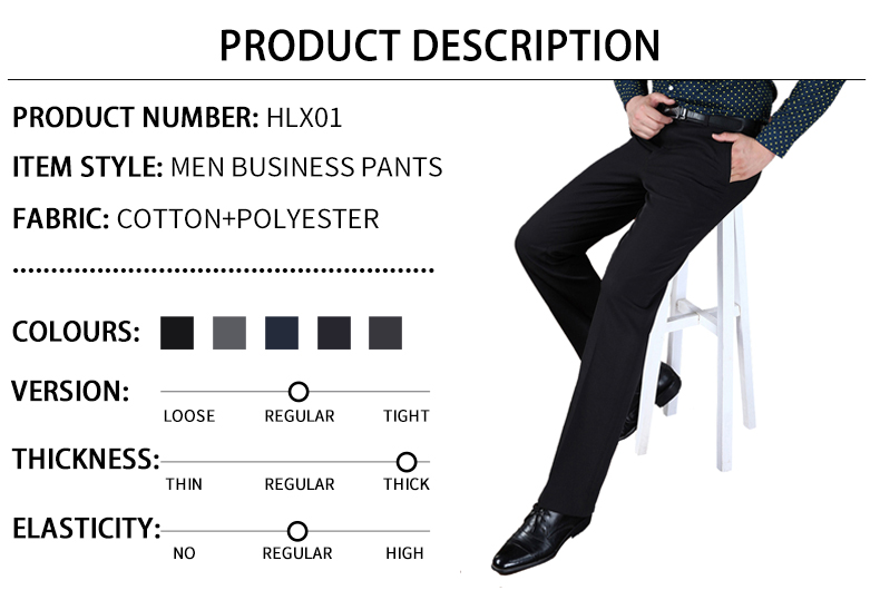 HTB17PDLXamWBuNkHFJHq6yatVXaO Plus Sizes 40 42 44 Business Casual Fleece Warm Suit Pants New Straight Formal Male Winter Trousers Plus Thicken Velvet Trousers