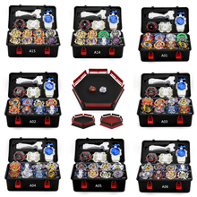 HOT Styles New Spinning Top Beyblade BURST B125 B122 B100 B97 B86 B79 B00 Without Launcher Box Metal Plastic Fusion 4D Gift Toys