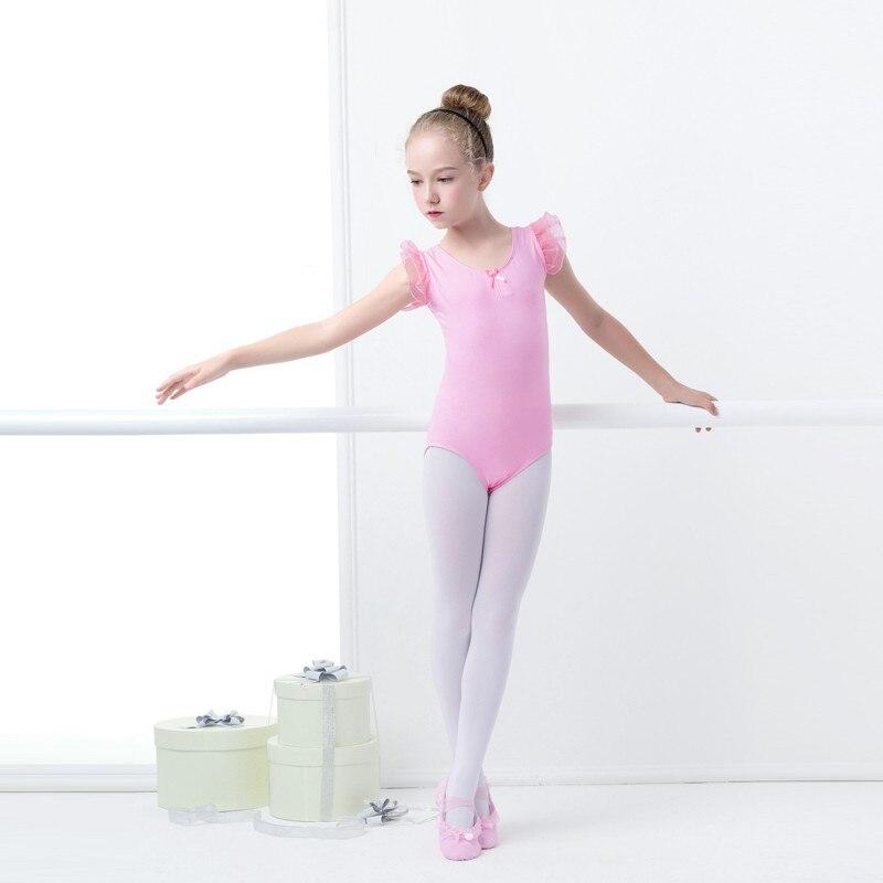dac20eabe Aliexpress.com   Buy Girls Toddler Ballet Leotards Fluffy Tulle ...