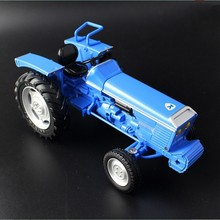 1:18 Alloy Tractor Model Cadeve High Simulation Toys For Children Metal Diecasts Vehicles Independent Agricultural Hot Car Wheel alloy engineering caterpillar tractor with compartment vehicle simulation model of agricultural toys children s birthday gift