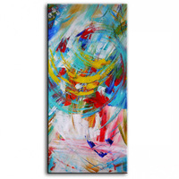 Oil Painting Abstract decorative Wall Art for Home Decoration Handpainted High grade decorative oil painting no frame 17011101