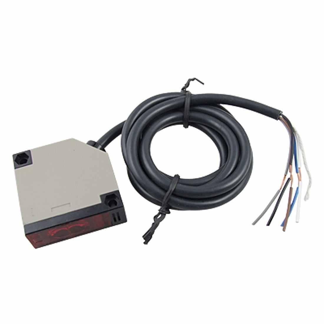 Оптовый товар E3JK-R4M12 светоотражающий фотоэлектрический датчик w Отражатель