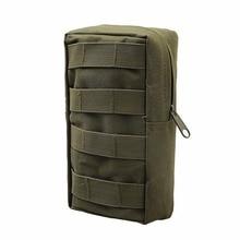 NUEVO Multi-Propósito Táctico MOLLE 600D Nylon 21X11.5 cm Utilidad Gadget de EDC Bolsa de Herramientas de La Cintura Bolsas Al Aire Libre paquete