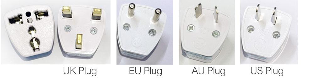XIAOMI MIJIA Smart Power Strip 2A Fast Charging 3 USB Extension Socket Plug 6 Standard Socket Adapter 1.8m 100% Original (1)