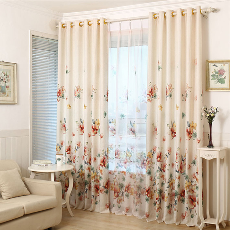 Buy 2016 printed shade window blackout for Space curtain fabric