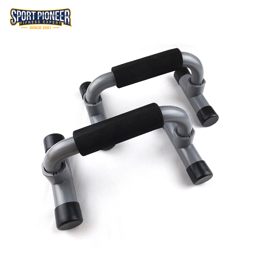 Ein Paar Arm & Amp Brust Krafttraining Push-up Bar mit High Strength Fitness Bodybuilding Ausrüstungen