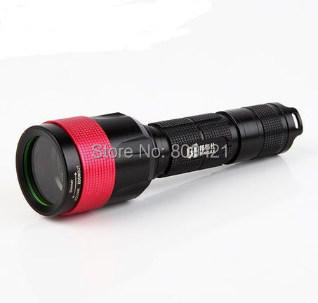 Charger Flashlight Super-Bright-Lights Waterpro XM-L2 18650 Hot Mechanical Explosion-Models