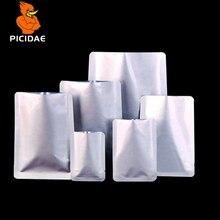 Вакуумная Пищевая термозапечатывающая майларовая упаковочная сумка из алюминиевой фольги с защитой от запаха, ламинирующая упаковочная посылка для закусок, чая, медицинский мешок для морозильной камеры